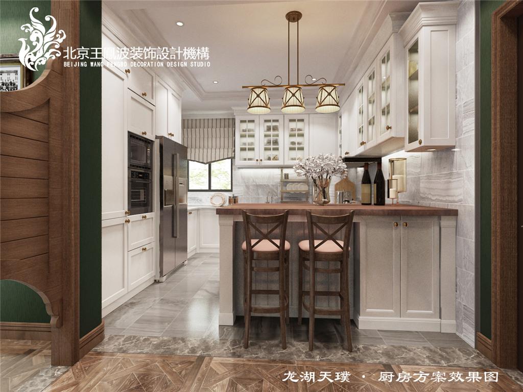 美式风格别墅设计_美式别墅设计公司_王凤波装饰图片